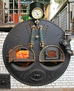 Steam Boiler Definition Working Principle Types And
