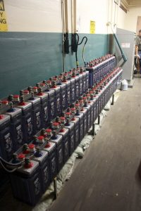 Substation Battery