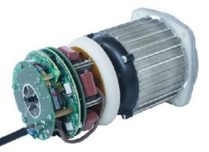 Switched Reluctance Motor