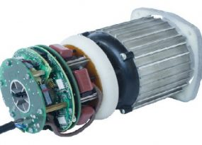 Switched Reluctance Motor or SRM