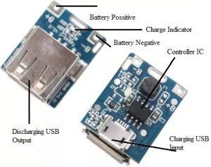 T6845C Pin Configuration