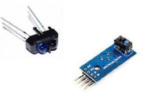 TCRT5000 Reflective IR Sensor Module