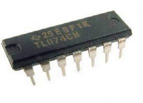 TL074 Operational Amplifier