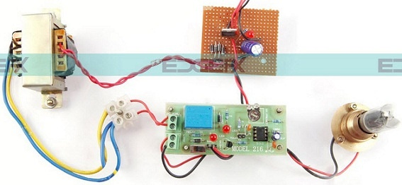 Touch Controlled Load Switch Project Kit