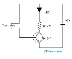 Touch Sensor Circuit