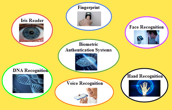 Types of Biometric Authentication