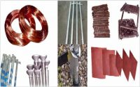 Types of Earthings and Its Materials