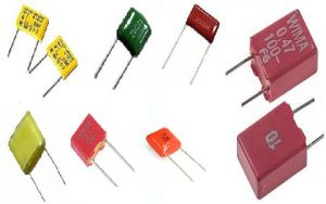 Types of Polyester Capacitor