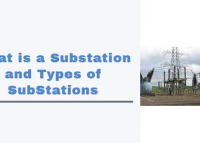 Types of substation Featured
