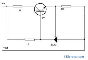 Voltage Comparator Circuit Diagram