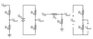 Voltage Divider Schematics