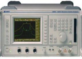 Wave Analyzer Instrument
