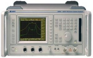 Wave Analyzer Instrument
