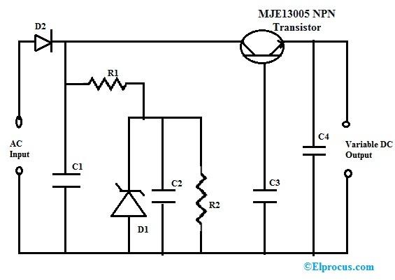 Wireless Power Transmission with MJE13005 Transistor