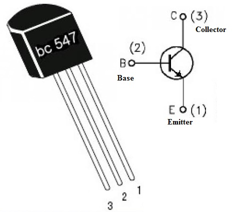 bc547-transistor-pin-configuration