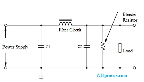 bleeder-resistor-circuit
