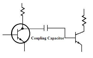 Coupling Capacitor Circuit