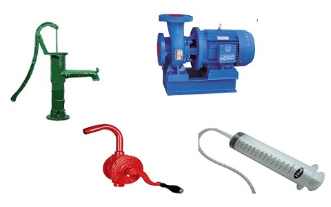 types  pumps working  applications