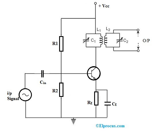 double-tuned-amplifier-circuit