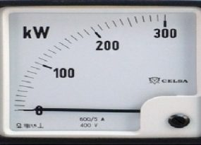 Electrodynamometer Wattmeter