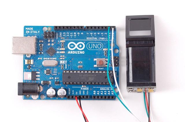 fingerprint-sensor-srduino