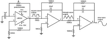 function-generator-circuit
