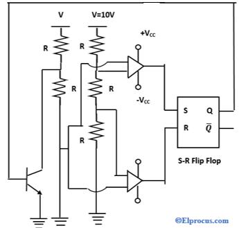 Linear Capacitance Meter Circuit