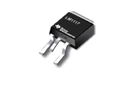 lm1117-linear-voltage-regulator
