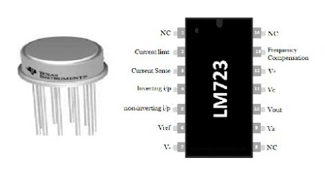 lm723-voltage regulator-ic
