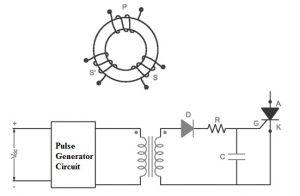 Pulse Transformer Construction