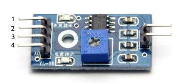 rain-sensor-module