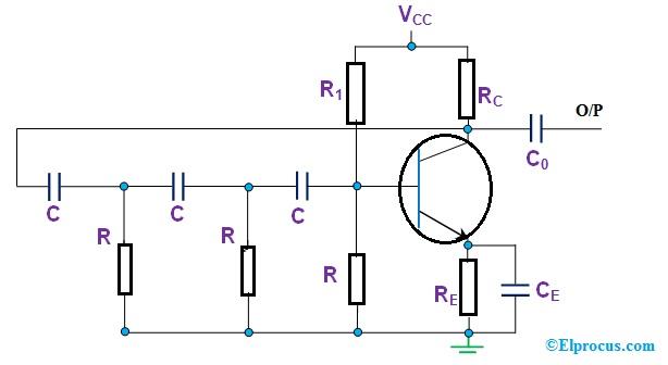 rc-oscillator-using-bjt
