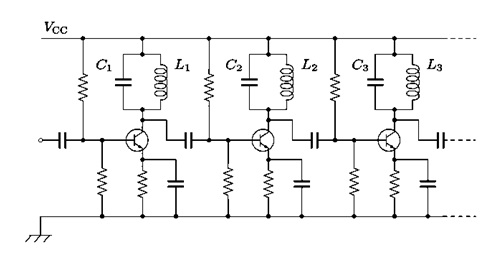 stagger-tuned-amplifier
