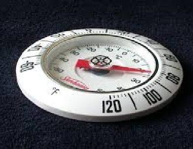 Bimetallic-Thermometer