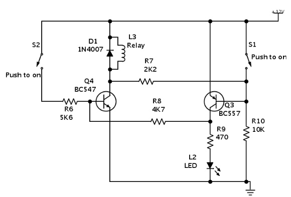 Touch-Switch-Circuit-using-BC547