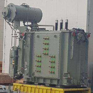 Transformer-at-factory