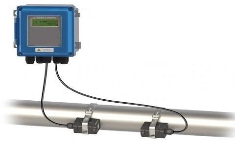 Ultrasonic-Flow-Meter
