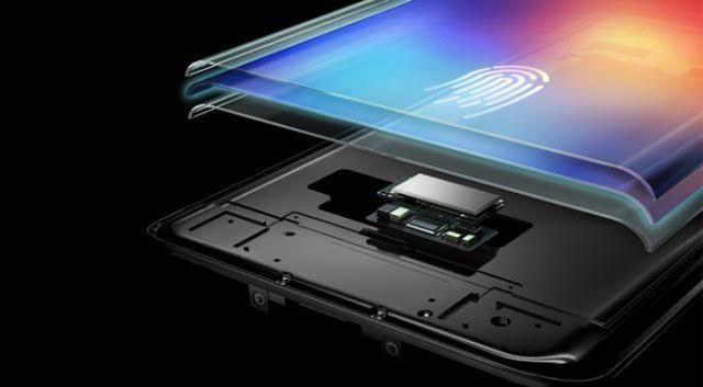 working-of-in-display-fingerprint-sensor